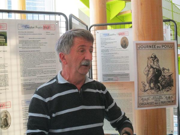 Serge greeter du Cantal