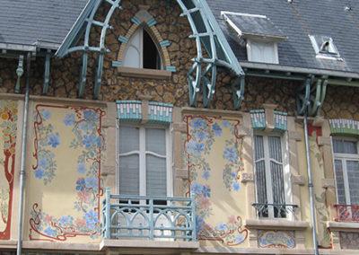 Art Nouveau à Nancy