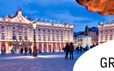 Nancy Tourisme: un moment convivial entre Greeters