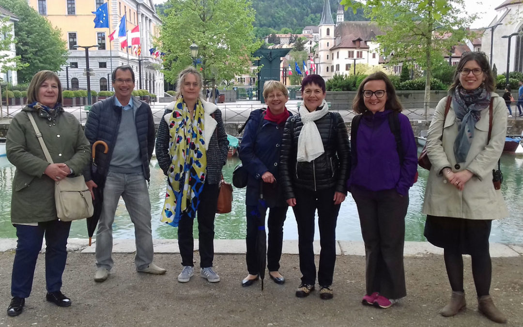 "Greeters d'Annecy: Visit with the locals, it's ""live my life in Annecy"""