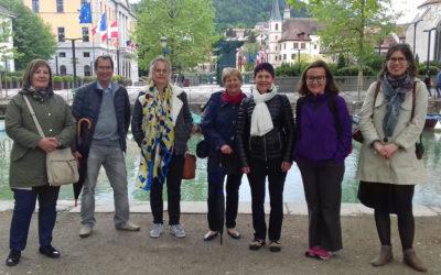 Greeters d'Annecy : Visite avec les locaux, c'est « vis ma vie à Annecy »