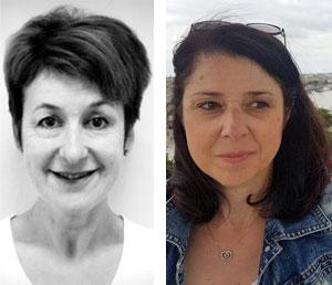 Françoise & Martine Coordinator Greeters Vézère Valley