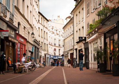 The Old Saint Germain