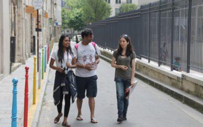 Quartier du Sentier: visite guidée avec un Greeters de Paris