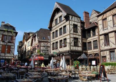 Troyes city Center