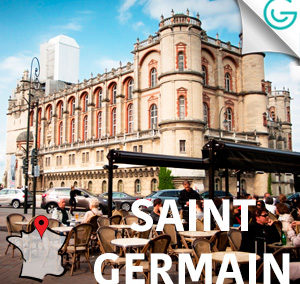Saint-Germain Greeters