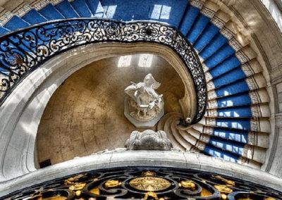 Escalier royal à Versailles