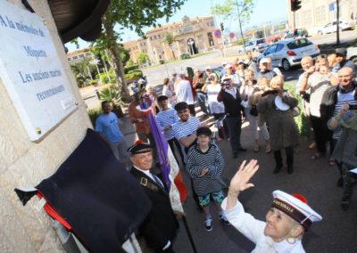 Miquette street commemoration