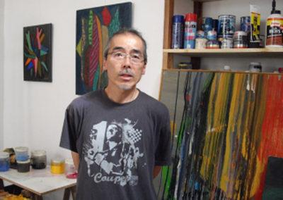 Kaoru-T.-dans-son-atelier