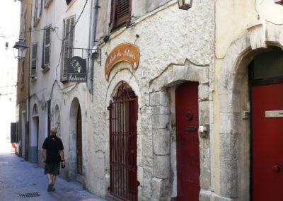 Rue du Pornet in Toulon