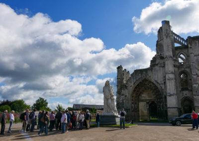 L'abbaye de Saint-Omer