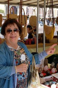 Anita Greeter à Versailles