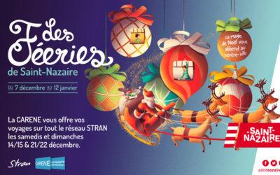 Greet de Noël à Saint-Nazaire