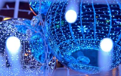 Greet de Noël à Issy, en Ile de France