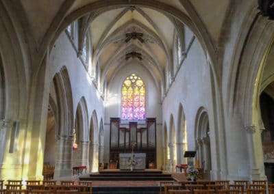 Eglise Saint-Michel de Vaucelles Caen