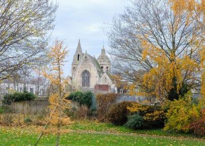 Saint-Michel de Vaucelle church Caen