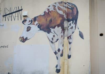 Street art in Vaucelle district Caen - ©Caen_la_mer_Tourisme_Alix_JONET