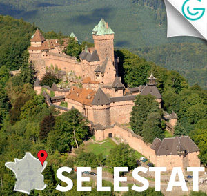 Sélestat – Haut Koenigsbourg