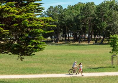 Balade Parcs et jardins.  Le Parc paysager (©Vincent-Bauza)