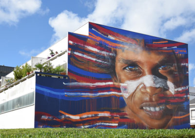 Balade Art et Culture dans la ville Fresque de Matt-Adnate (©Klose-Andrea)