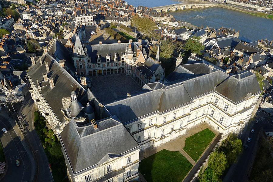 Blois les Châteaux