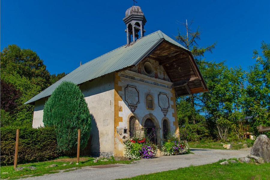Eglise baroque des Alpes ©canva.com