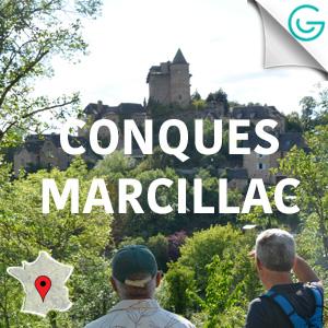 CONQUES-MARCILLAC